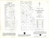 Index Map, Milwaukee County 1961